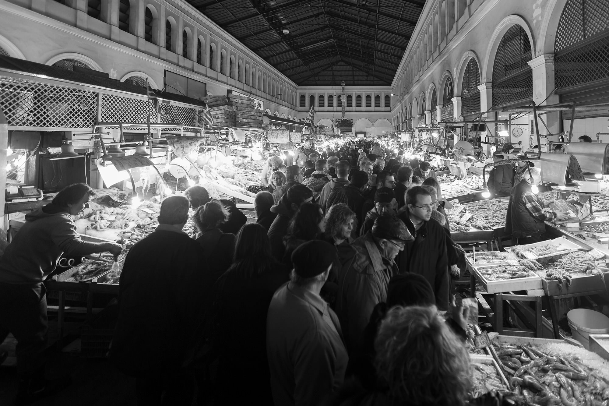 Athens Meat Fish Market - top 10 things to do in Athens