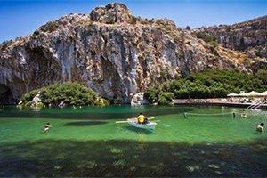 Full Day Athens Tour - Vouliagmeni Lake