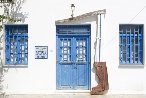 Milos Photography Tour - Navy Museum