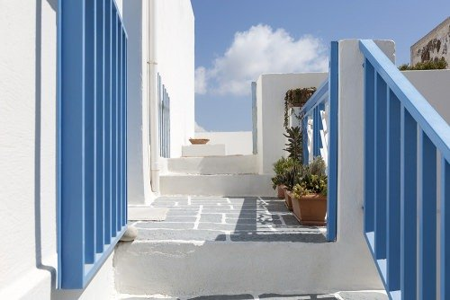 Milos Photography Tour - House
