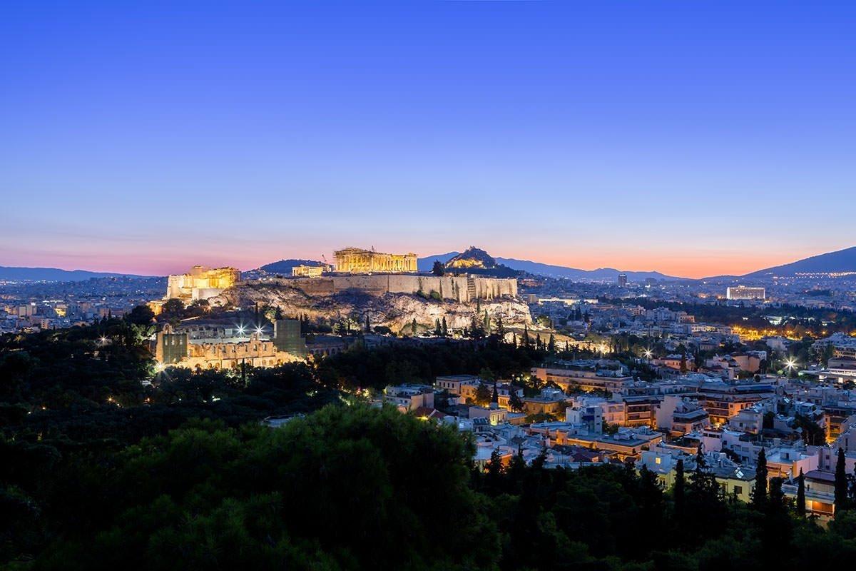 Sunrise Athens Photo Tour