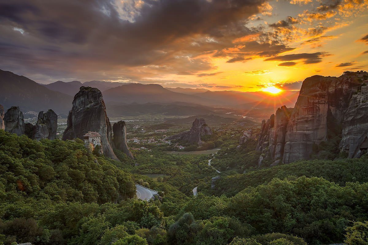 Meteora Zagori Photo tour