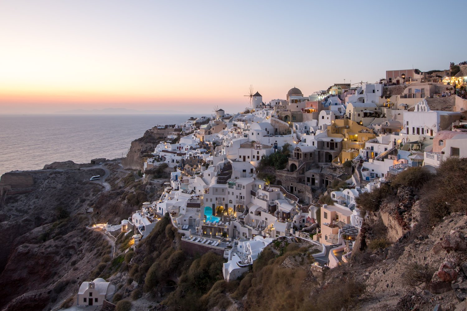 Santorini Tinos Photo Tour